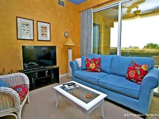 Surf Club 1108, Ocean Front, Ground Floor, 3 Pools, Tennis - Palm Coast vacation rentals