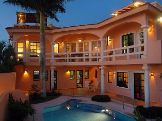 Casa Feliz, private home in front of Carribean Sea - Cozumel vacation rentals