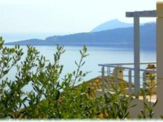 Exquisite Aegean Beachfront Condominium - Schinias,marathon vacation rentals