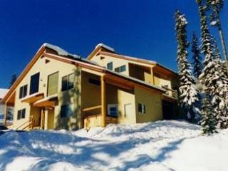 The Bellevarde Chalet Unit D at Big White Resort - British Columbia Mountains vacation rentals