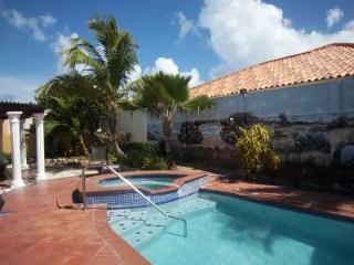 Dolphin Paradise Retreat Villa - Palm/Eagle Beach vacation rentals