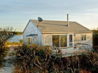 THE BEACH COTTAGE ON VINEYARD SOUND - VH PGRU-585 - Martha's Vineyard vacation rentals