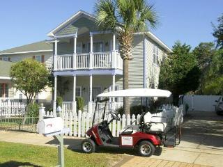 White Sand Destn Golf Cart includedt Pool Pets Bea - Destin vacation rentals