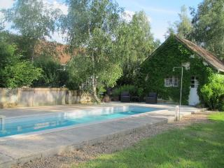 Charming & Private Stone Cottage W/ Saltwater Pool - Loire Valley vacation rentals