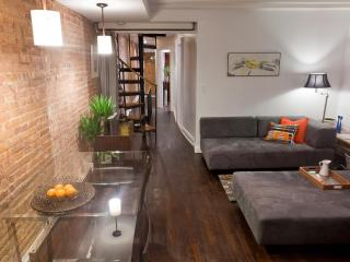 Beautiful Garden Apartment in Clinton Hill - Brooklyn vacation rentals