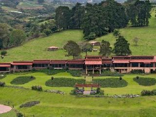 Opulent Hacienda Santa Ines with massage room, gym & equestrian center - Turrialba vacation rentals