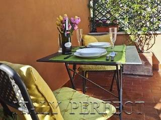 Perfect Dreamy Rome Spanish Steps-Terrace-Archetto - Rome vacation rentals