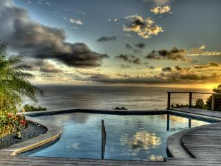 Quiet private villa with amazing ocean and magnificent sunsets WV GGL - Gouverneur vacation rentals