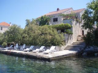 Stone house GREGOV - Lumbarda vacation rentals
