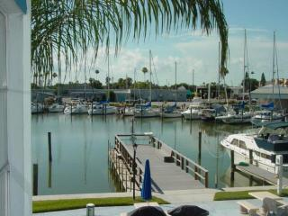 Beautiful Wtrfrnt - Madeira Beach Yacht Club -169G - Madeira Beach vacation rentals
