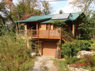 Unique AVL Chalet on the Mountain to Sea Trail - Asheville vacation rentals