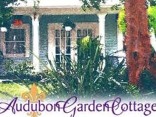 Romantic, Uptown: Audubon Garden Cottage - Louisiana vacation rentals