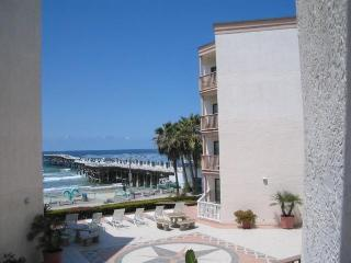 Fabulous San Diego Two Bedroom Condo On The Sand - Pacific Beach vacation rentals