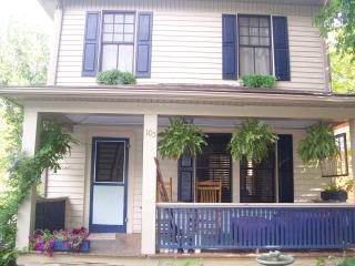 Asheville's Enchanted Cottage. Walk Downtown in 5! - Asheville vacation rentals