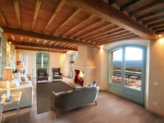 Villa Belforte Chic contemporary Villa with spa - Radicondoli vacation rentals