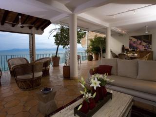 Casa Perezoso - Beach House on Playa Los Muertos - Puerto Vallarta vacation rentals