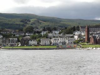 Sea View Apartment sleeps 2-4 in Dunoon Argyll - Dunoon vacation rentals