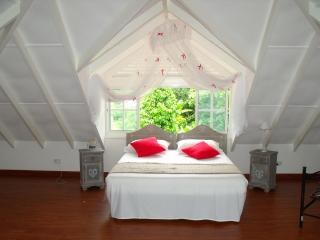 La Digue Seychelles Villa in green - La Digue Island vacation rentals