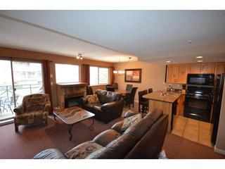 Main gourmet kitchen and dining area. - Valhalla 2 BED 3 BATH - Whistler - rentals