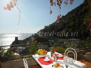 Villa Adalgisa on the rock - Praiano vacation rentals