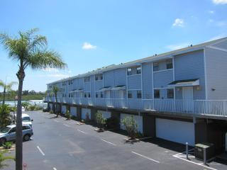Quiet and relaxing Condo with 2 car garage - Indian Shores vacation rentals