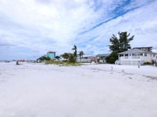 Beachshore Cottage Direct beachfront 3 BR Vacation Home just south of the Pier - Fort Myers Beach vacation rentals