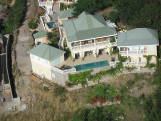 Cliffiside with Stunning Sun/Star/Moon Deck - Nevis vacation rentals