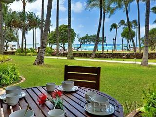 Ocean View Beachlevel 4-Bdrm Villa Turtlebay - Kahuku vacation rentals