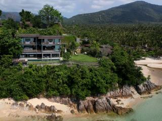 the View Samui, 6 bed beachfront villa in Thailand - Taling Ngam vacation rentals