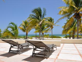 Casa de Cocos is a private, Mayan beach house. - San Bruno vacation rentals