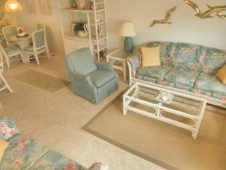 Rental Home with 2 Bedrooms, Balcony, and Gulf Front Pool - Panama City Beach vacation rentals
