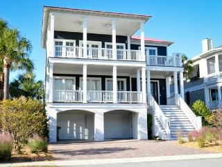 Gorgeous, 5 Bedroom, Ocean View & Heatable Pool! - Isle of Palms vacation rentals