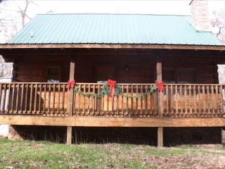 Secluded Romantic Log Cabin 2Miles To Pigeon Forge - Pigeon Forge vacation rentals