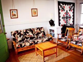Restored Plantation House - Pahala vacation rentals