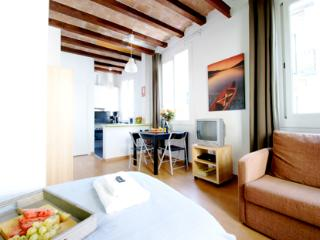 Barceloneta Beach Studio E - Catalonia vacation rentals