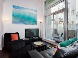 Fully Furnished Loft Condo DT - Victoria vacation rentals