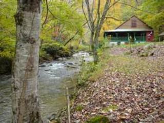 Larky Creek Lodge - Image 1 - Bryson City - rentals