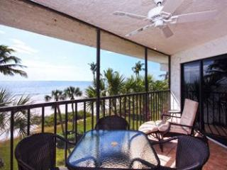 Direct Gulf Front Completely Remodeled - E36 - Sanibel Island vacation rentals