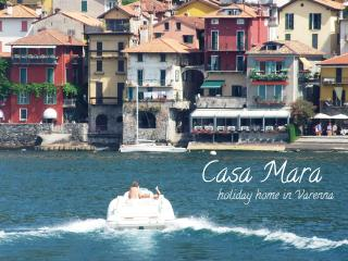 The great beauty on Como Lake - Casa Mara, Varenna - Varenna vacation rentals