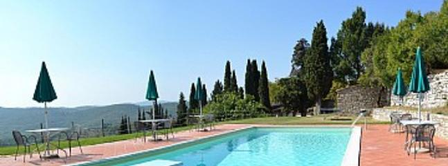 Villa Diora D - Image 1 - Gaiole in Chianti - rentals