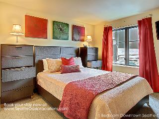 1 Bedroom, Downtown Seattle Oasis-Fantastic Location! - Seattle vacation rentals