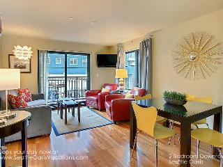 2 Bedroom, Downtown Seattle Oasis-Summer sale!  15% off July dates! - Seattle vacation rentals