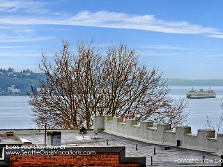 1 Bedroom-Fantastic View Oasis-Book now for fall dates! - Seattle vacation rentals