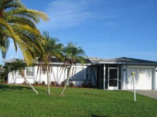 Affordable Comfort!  Pool Home on Freshwater Canal - Rotonda West vacation rentals