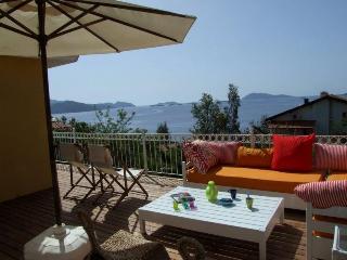 Lovely seaside Villa Mimosa, breathtaking view! - Turkish Mediterranean Coast vacation rentals