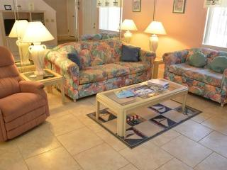 Cute Two-Bedroom Townhome at Gulf Highlands - Panama City Beach vacation rentals