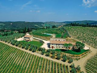 Rustic Countryside Farmhouse Between Florence and - Castellina In Chianti vacation rentals