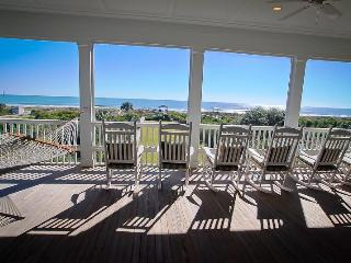 6 Bed, 6 Bath, Oceanfront! 2 Big Screened Porches! - Isle of Palms vacation rentals