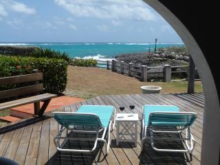Beach villa retreat with stunning ocean views - Saint Philip vacation rentals