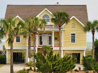 Oceanfront 4 Bd, 4 Ba, Pool/Spa & Summer Kitchen! - Isle of Palms vacation rentals